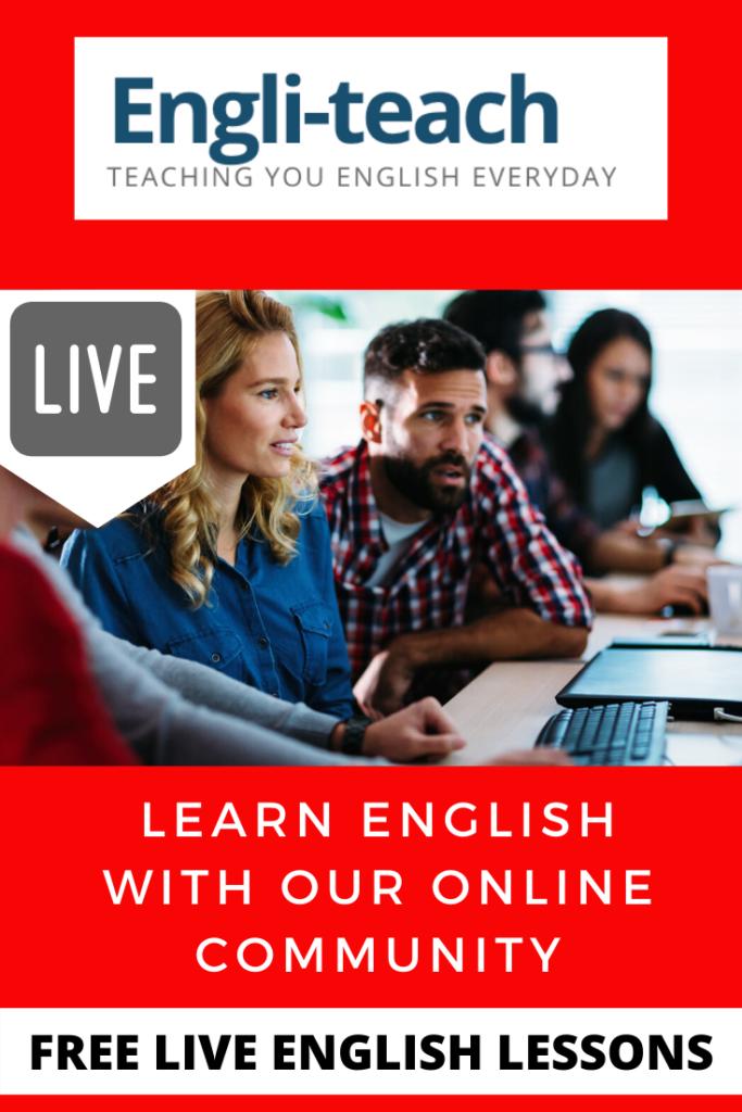 Learn English with Engli-teach