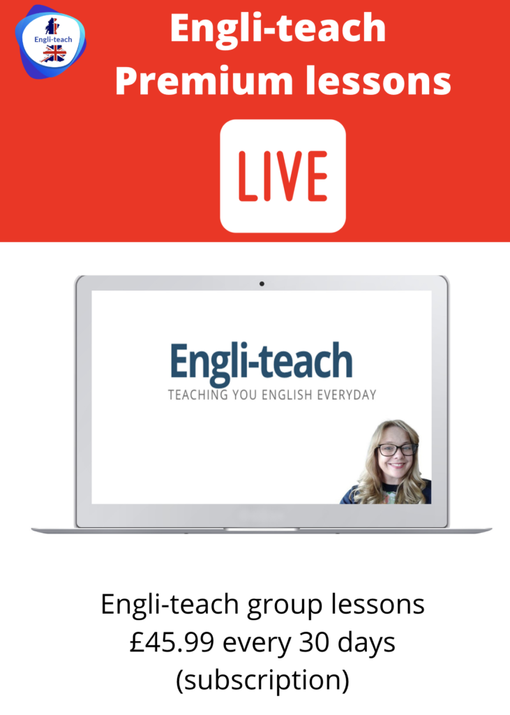 % Engli-teach Learn English online everyday with Engli-teach
