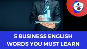 5 business english words